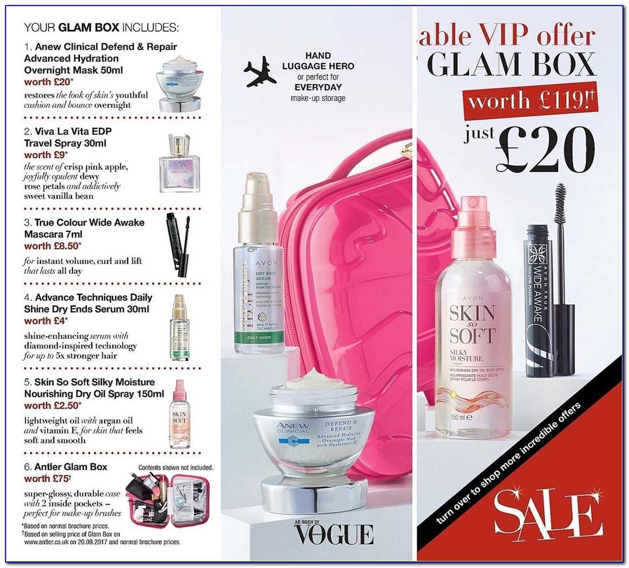 Avon E Brochure Campaign 7