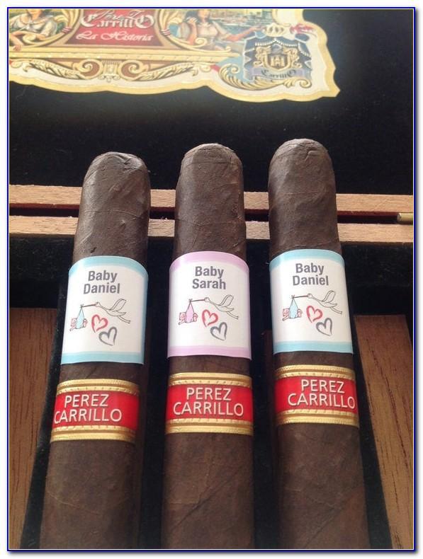 Baby Announcement Bubble Gum Cigars