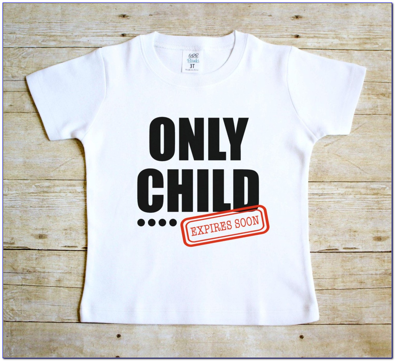 Baby Announcement Shirts For Siblings