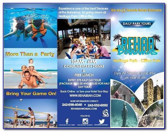 Bahamas Vacation Brochures