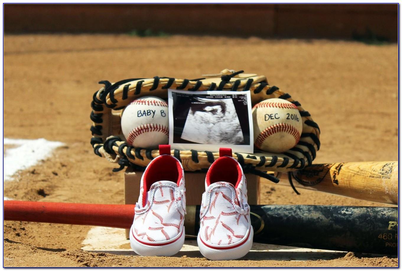 Baseball Pregnancy Announcement Meme