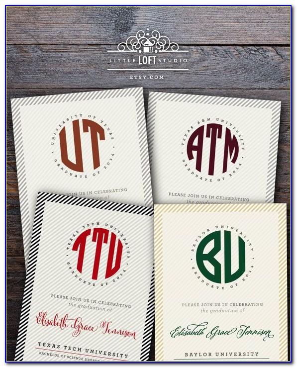 Bereavement Announcement Cards