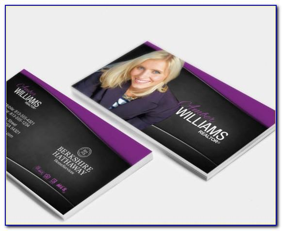 Berkshire Hathaway Business Card Holder