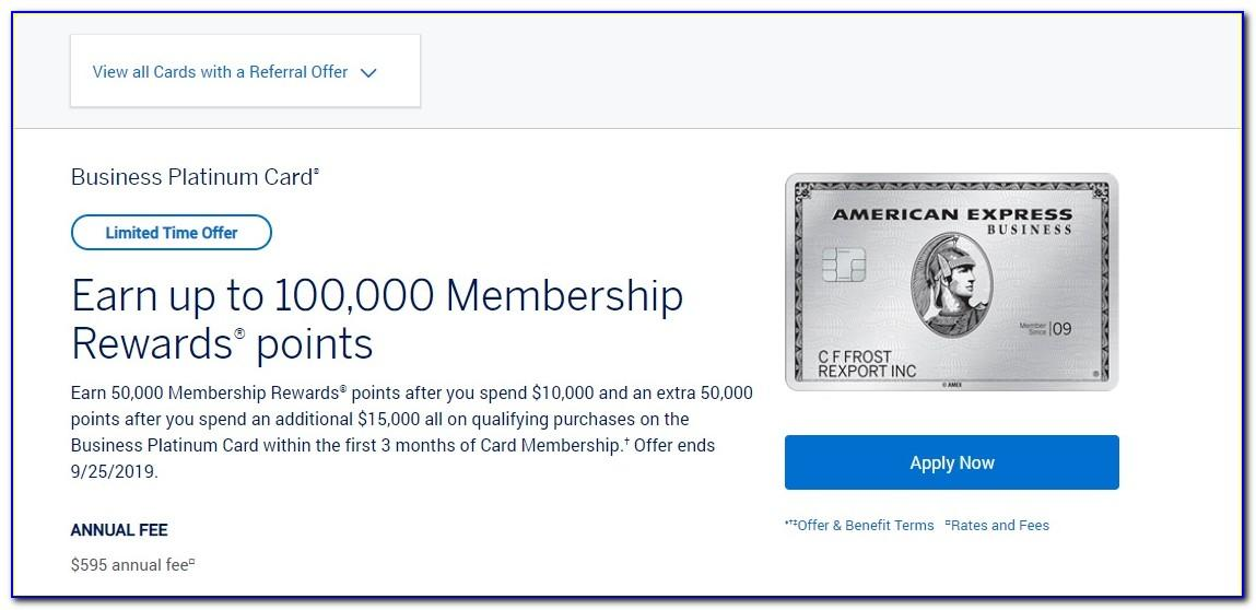 Best Amex Business Credit Card