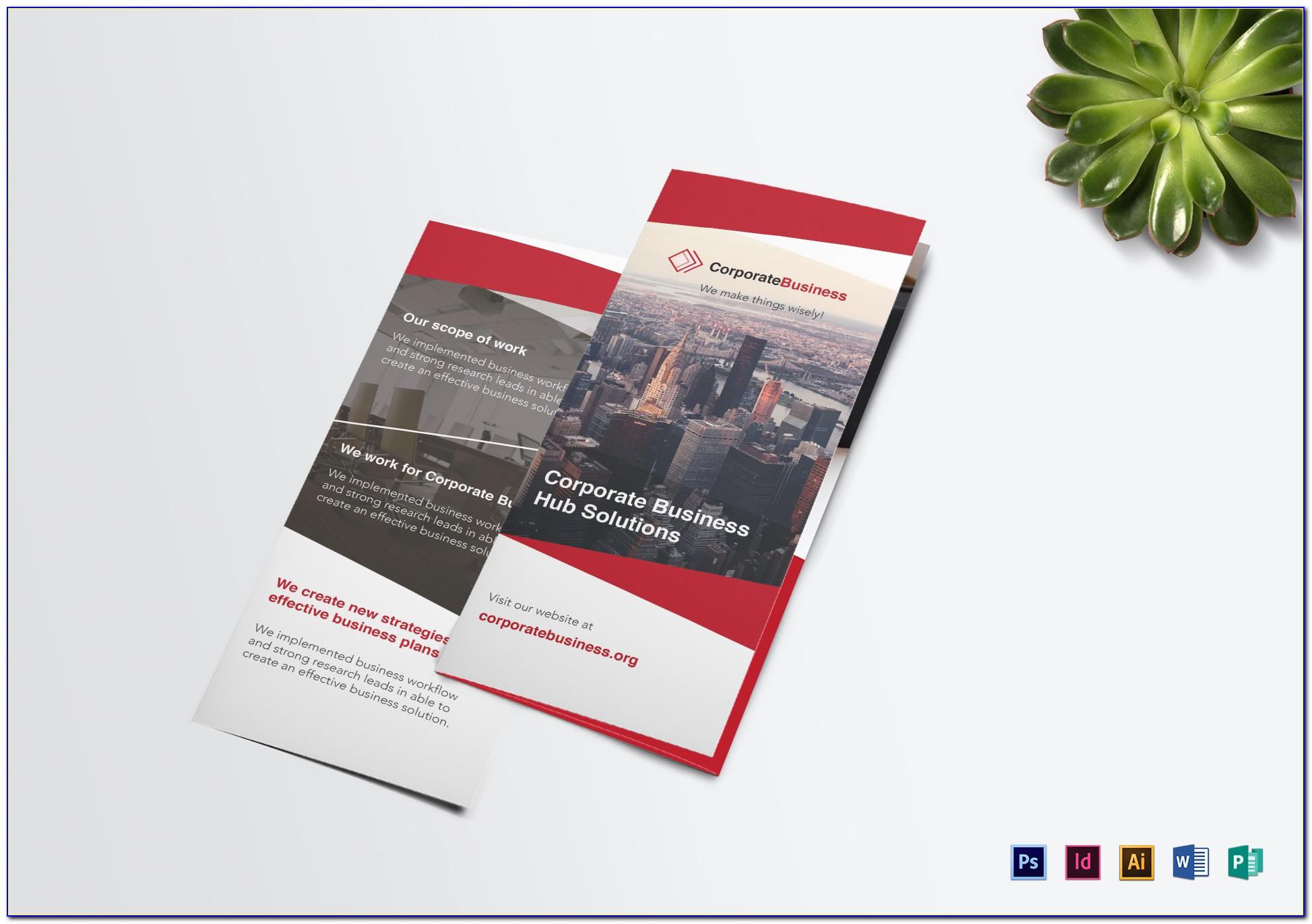 Best Brochure Design Template