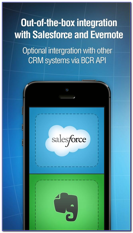 Best Business Card Scanner App Salesforce
