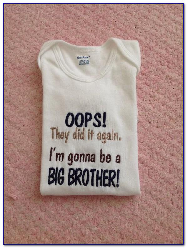 Birth Announcement Shirts