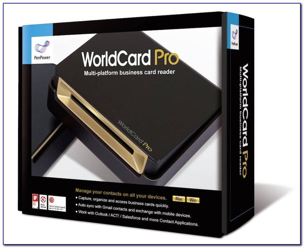 Bixby Business Card Scanner