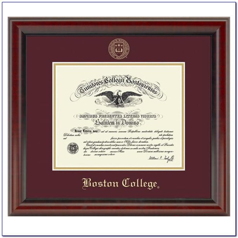 Boston College Graduation Invitations