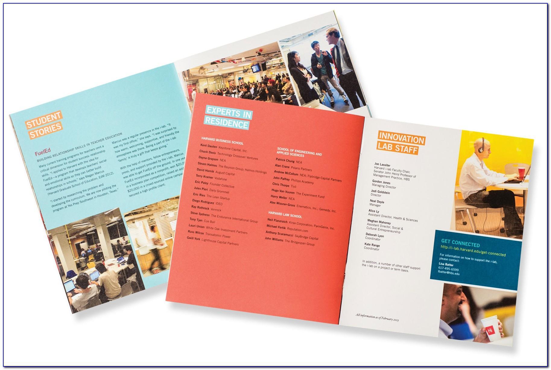 Boston University Brochure Pdf