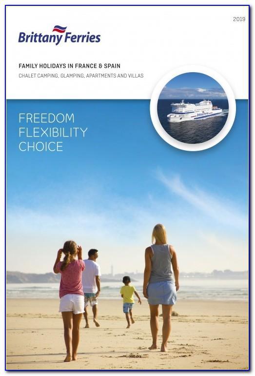Brittany Ferries Brochure En Ligne