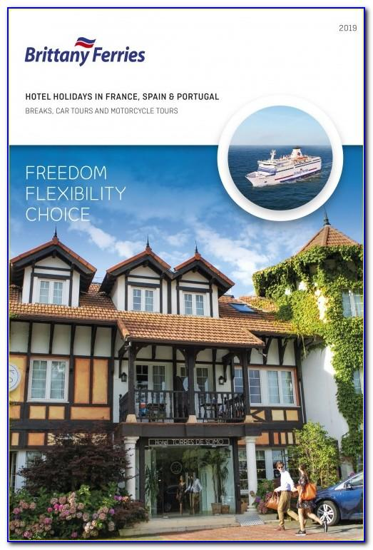 Brittany Ferries Hotels Brochure