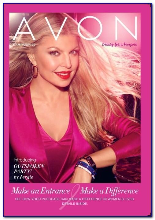Brochure Avon Campaign 22 2019