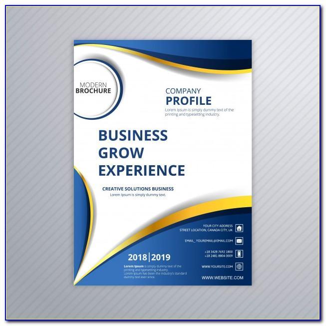 Brochure Background Design Cdr