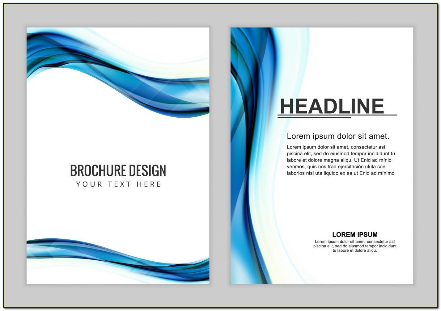 Brochure Background Designs
