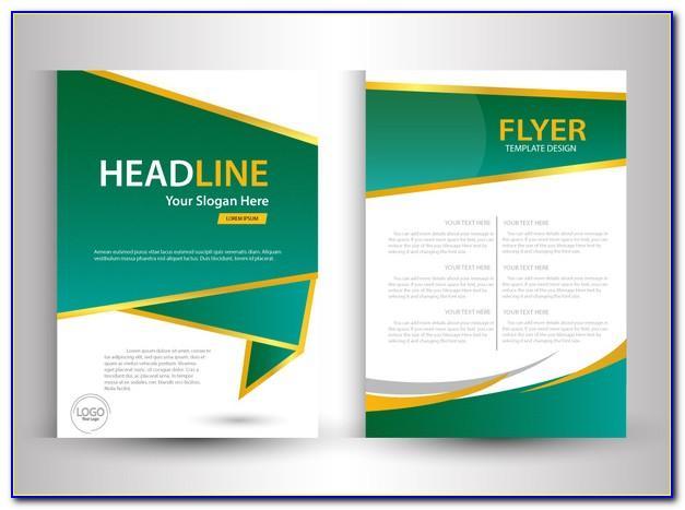 Brochure Template Ai Download