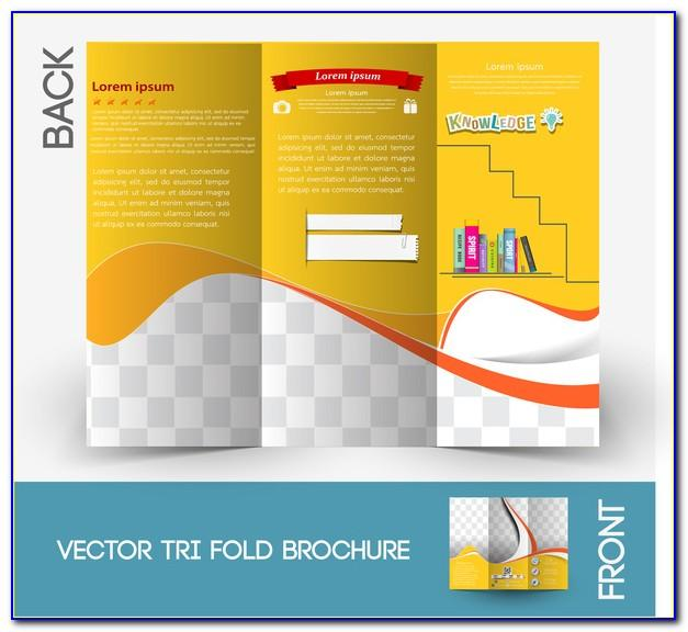 Brochure Template Ai Free