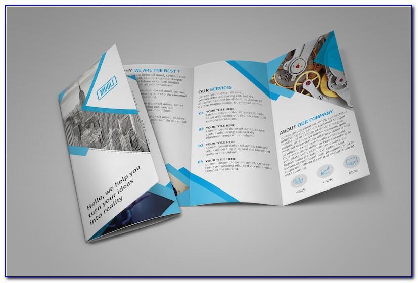 Brochure Templates Ai