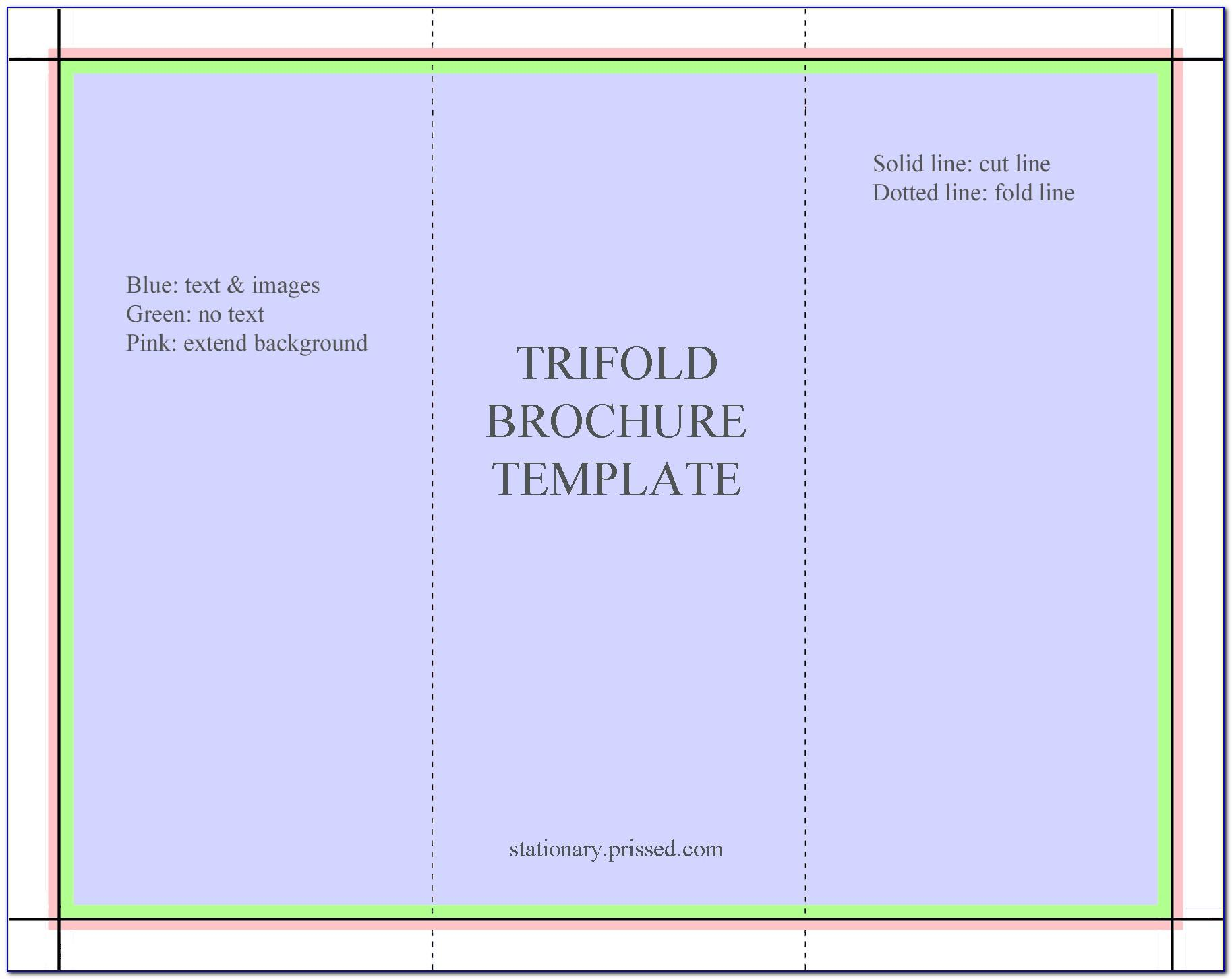 Brochure Templates Free Download For Word 2010