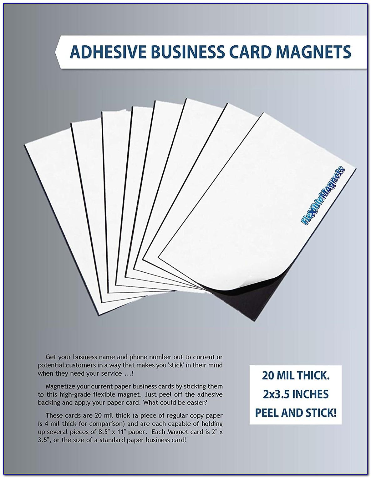 Business Card Template 8371