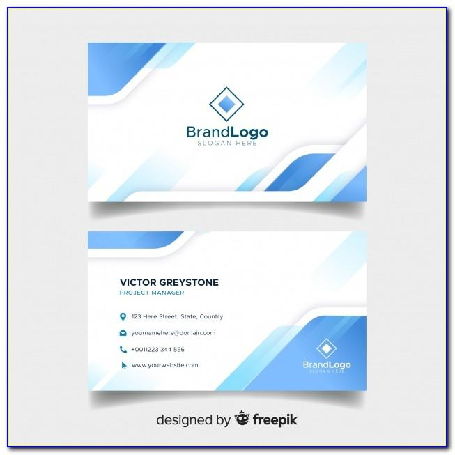Business Card Vector Icons