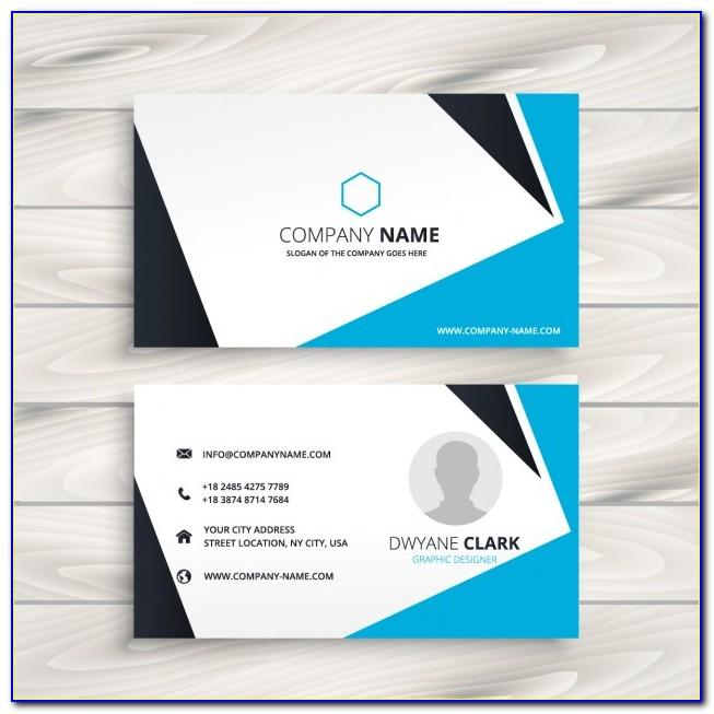 Business Card Vectors