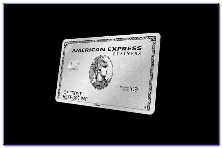 Business Platinum Card Amex Benefits