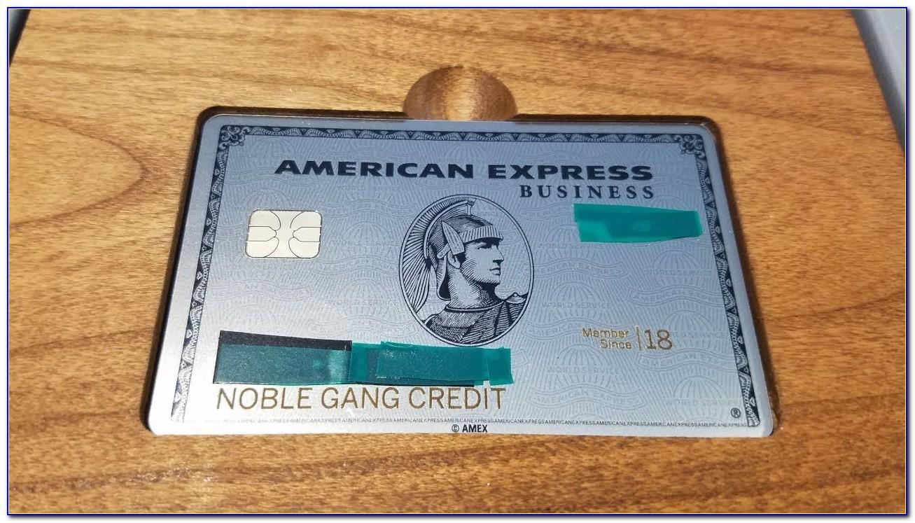 Business Platinum Card Vs Personal Platinum Card