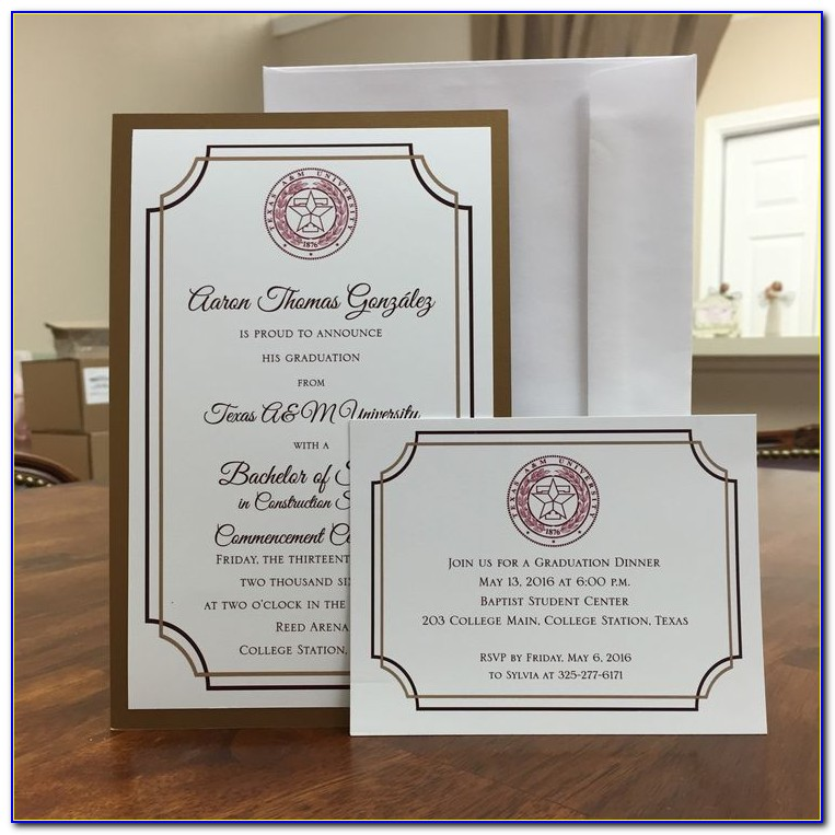 Cal Lutheran Graduation Announcements