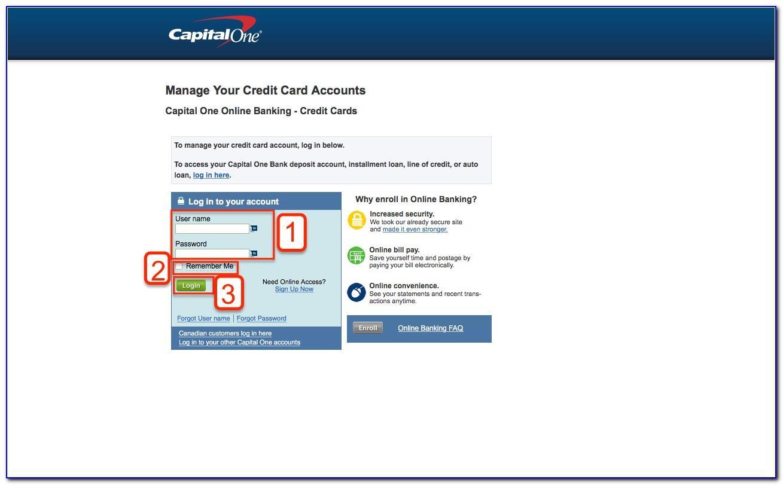 Capital One Spark Visa Business Card