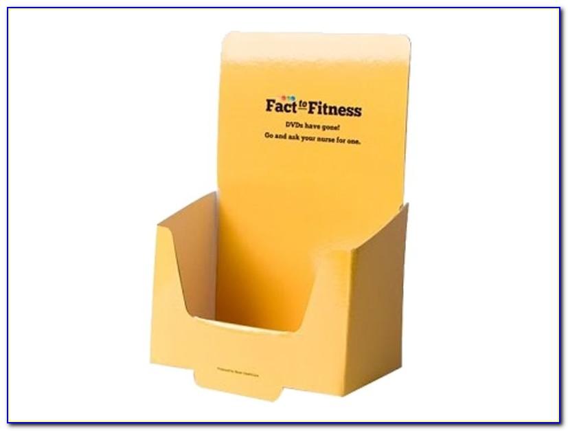 Cardboard Brochure Holders Wholesale