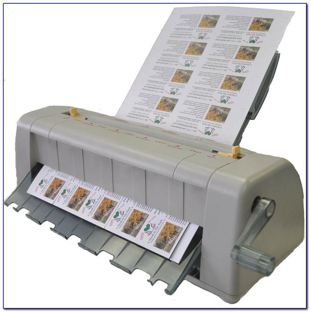 Cardmate Business Card Cutter Uk