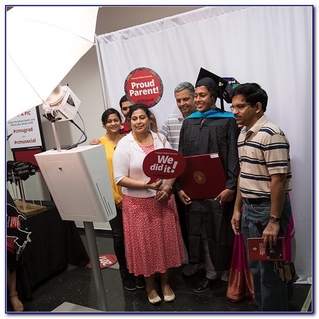 Carnegie Mellon Graduation Announcements