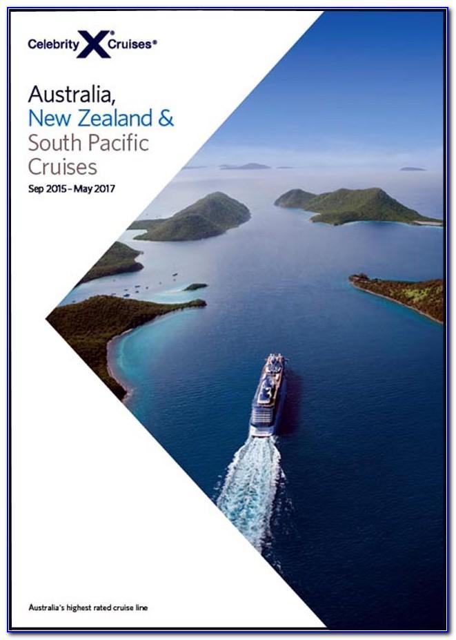 Celebrity Cruises Brochure Request