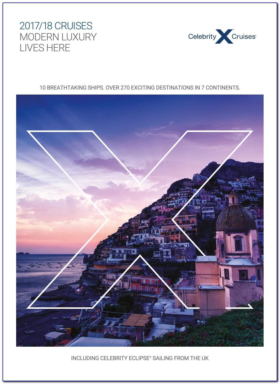 Celebrity Cruises Wedding Brochure