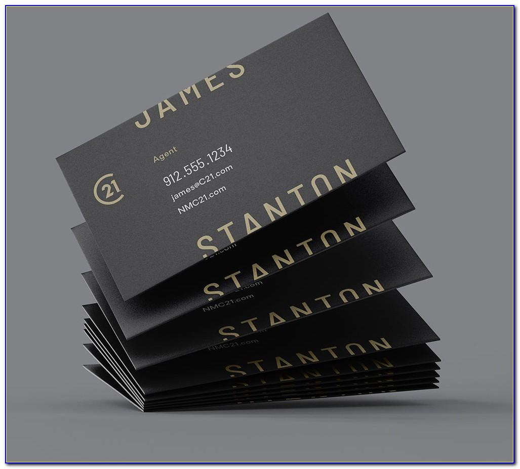 Century 21 Business Cards Vistaprint