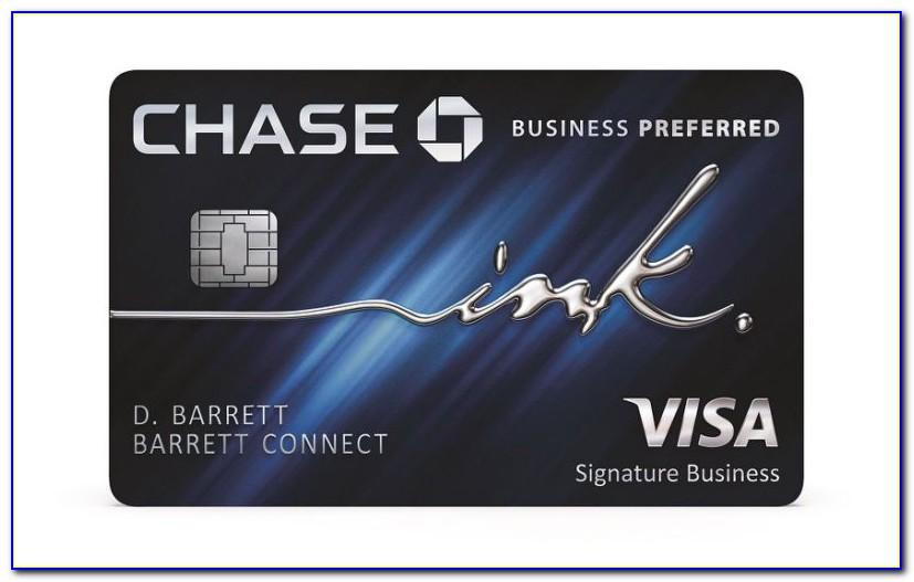Chase Business Card Application Status