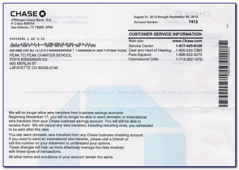 Chase Business Card Online Account