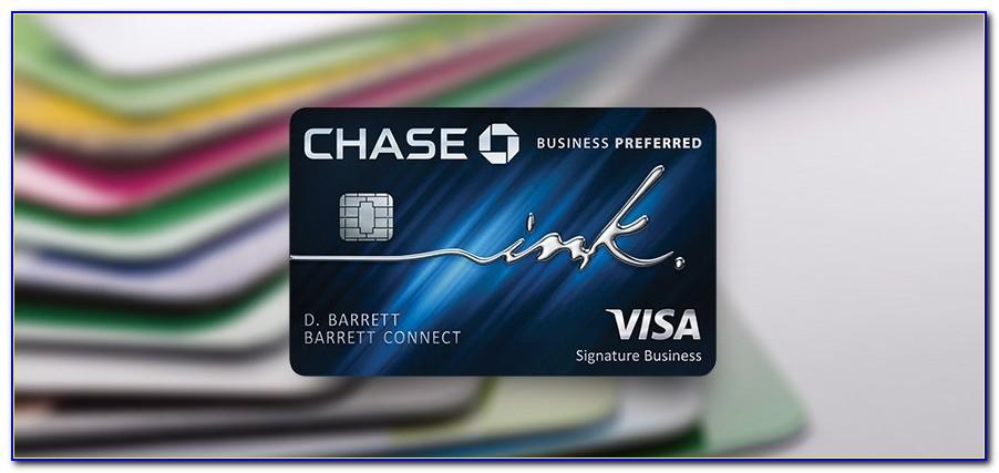 Chase Ink Business Card Activation