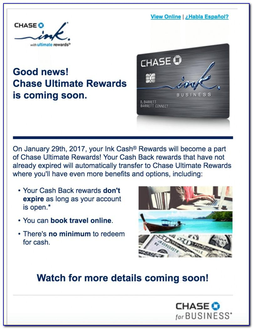 Chase Ink Business Cash Card Limit