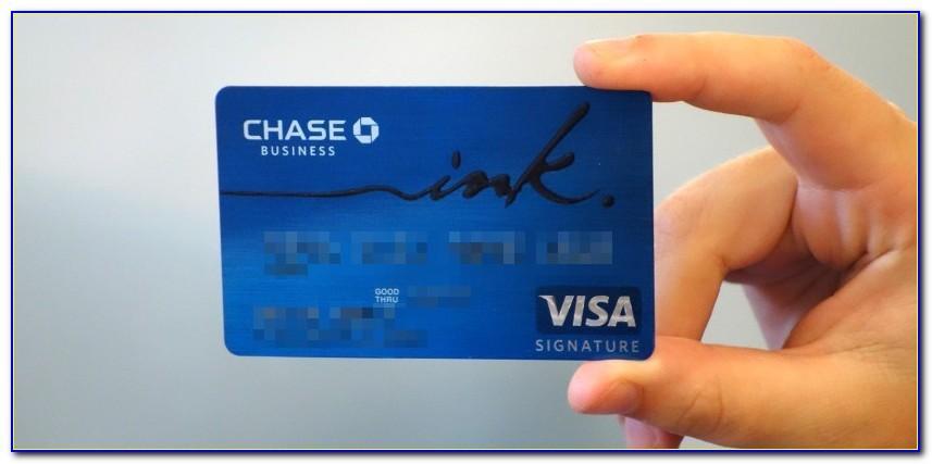 Chase Ink Business Cash Card Login