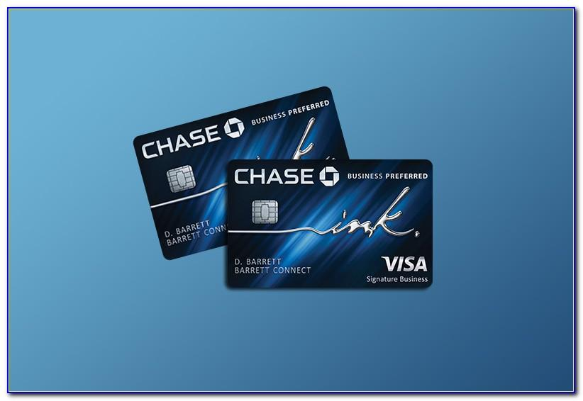 Chase Ink Business Cash Card Requirements