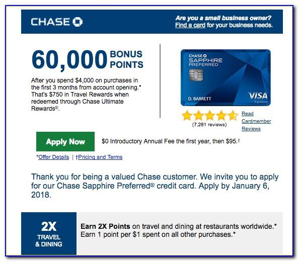 Chase Ink Business Credit Card Limit