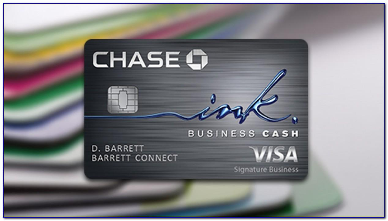 Chase Ink Business Preferred Card Referral