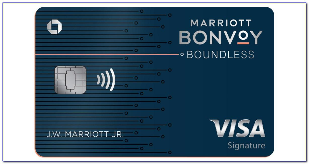 Chase Marriott Business Card Phone Number