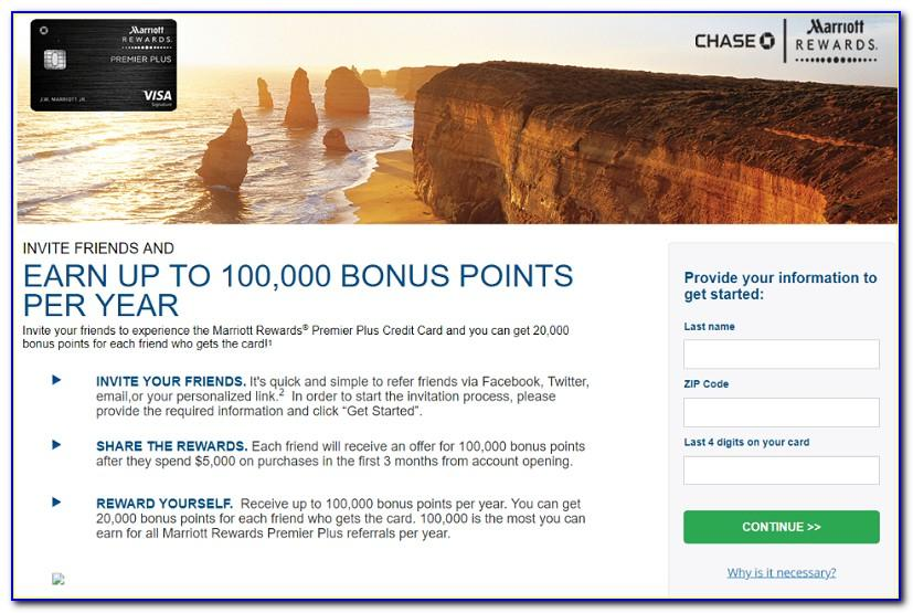 Chase Marriott Business Credit Card