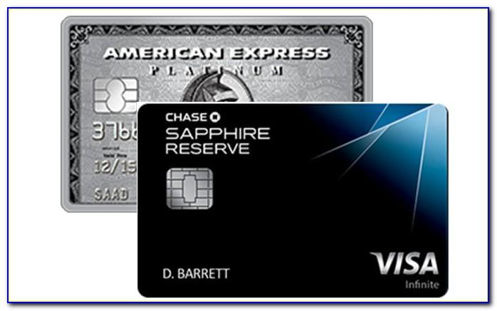 Chase Sapphire Reserve Business Card