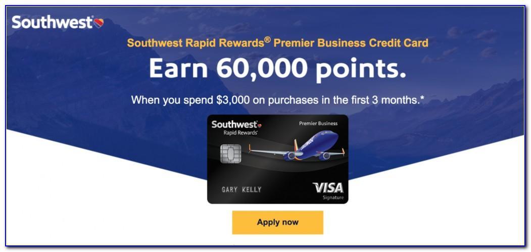 Chase Southwest Business Card Bonus