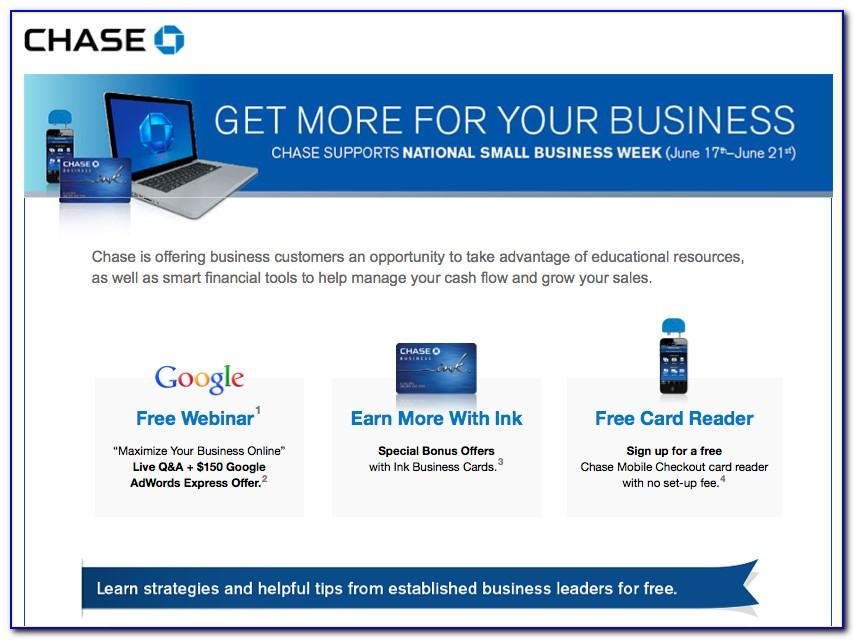 Chase United Visa Business Card