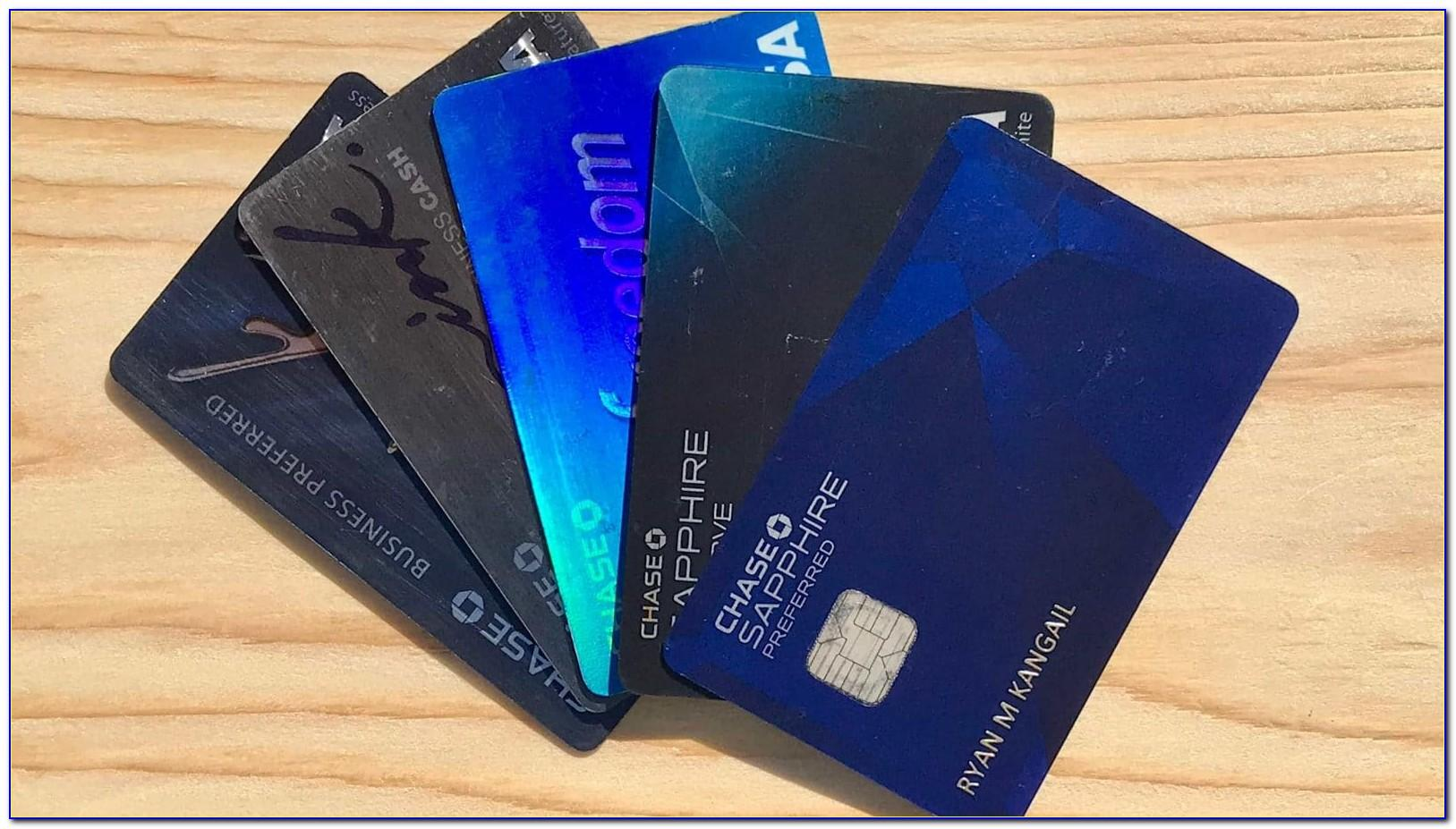 Chase Visa Signature Business Card Account